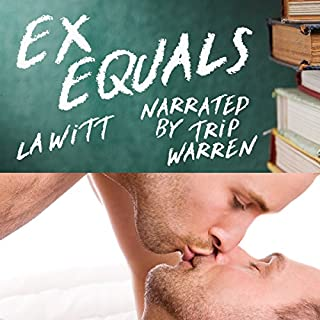 Ex Equals audiobook cover art