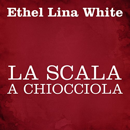 La scala a chiocciola audiobook cover art