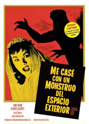 Me Case Con Un Monstruo Del Espacio Exterior [DVD]