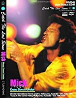 DVD+CDMICK JAGGER DEEP DOWN UNDER ROLLING STONES ミックジャガー 1988 オーストラリア公演 DVD コレクション