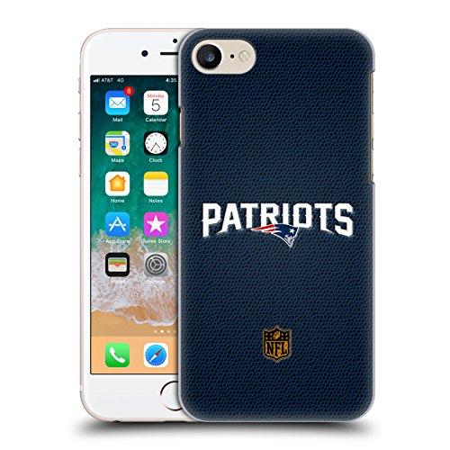 Head Case Designs Offizielle NFL Fussball New England Patriots Logo Harte Rueckseiten Huelle kompatibel mit Apple iPhone 7 / iPhone 8 / iPhone SE 2020