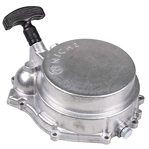NICHE Recoil Pull Starter Case Assembly For 1999-2002 Polaris 3087054 3085856 3085652 3085405 3085406 3085413