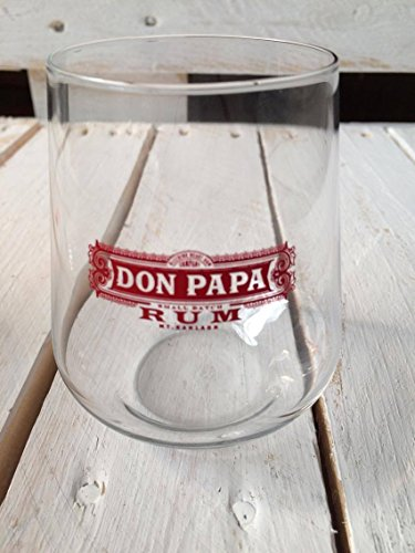 Don Papa 3X Rum Tumbler (Rastal Harmony 40)
