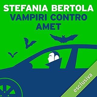Vampiri contro Amet copertina