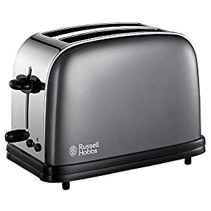 Russell Hobbs 18954-56 Toaster Colors 1100 W Gris Orage