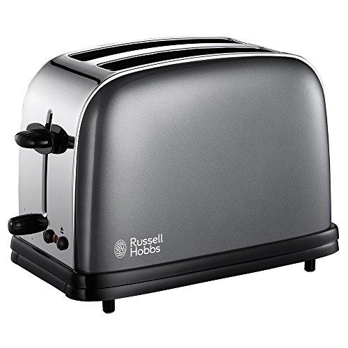 Russell Hobbs Storm grey 18954-56 Toaster grau