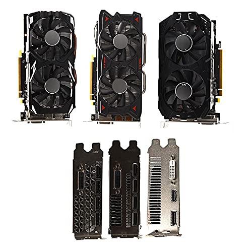 Fit for Tarjeta de Video SZMZ Radeon RX 580 8GB GDDR5 256Bit Rx580 Tarjeta gráfica 8GB para minería Non GTX 960 1050 1060 GPU