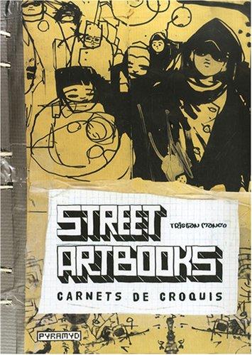 Street artbooks : Carnets de croquis
