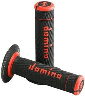 G2 Ergonomics A19041C4240 Domino Xtreme Grips - Black/Red