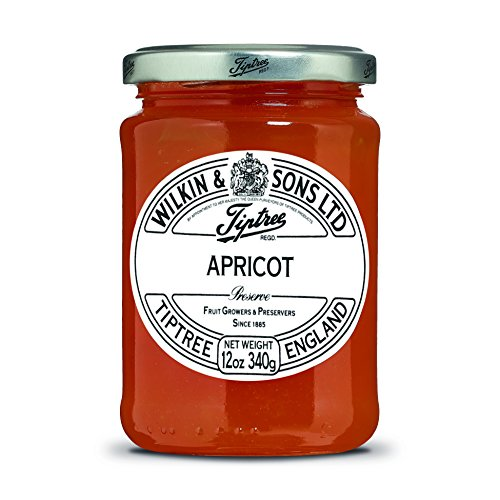 Tiptree Apricot Preserve, 12 Ounce Jar