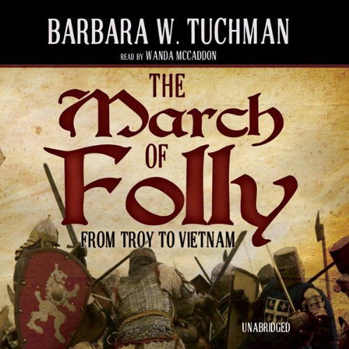 The March of Folly cover art