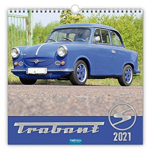 """Technikkalender \""""Trabant\"""" 2021: 30 x 30 cm,"""