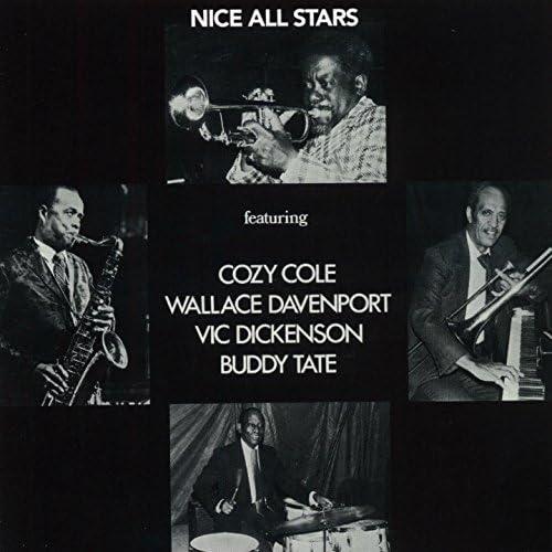 Cozy Cole, Wallace Davenport, Vic Dickenson & Buddy Tate