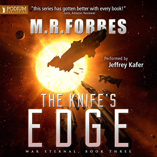 The Knife's Edge cover art