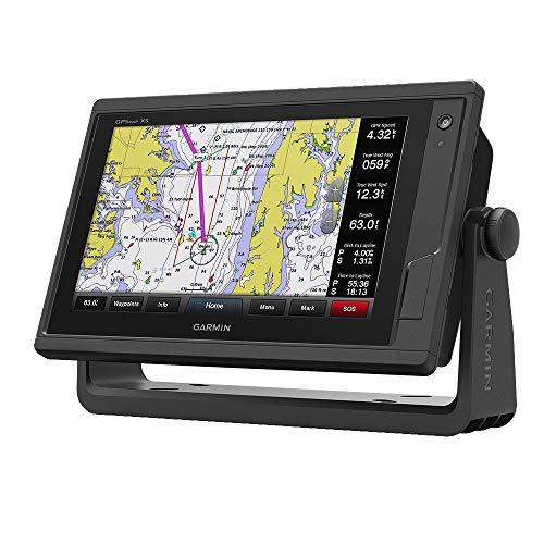 Garmin GPSMAP 942xs, ClearVu and Traditional CHIRP Sonar with Mapping, 9',...