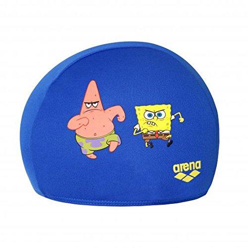 arena spongebob jr polyester cap blue