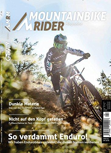 MTB mountainbike rider [Abonnement jeweils 12 Ausgaben jedes Jahr]