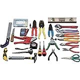トラスコ中山 ピカイチ プロ用電設工具セット 26点セット PK-D1 1セット 365-5822