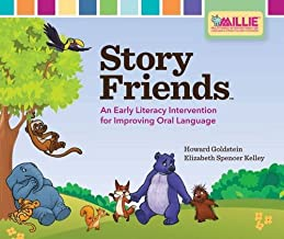 Story Friends™ Specialist's Kit: An Early Literacy Intervention for Improving Oral Language