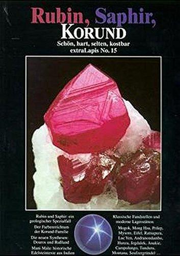 Extra Lapis no. 15 Rubin, Sapphir, Korund