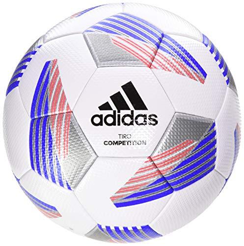 adidas Tiro Competition Soccer Ball White/Black/Team Royal...