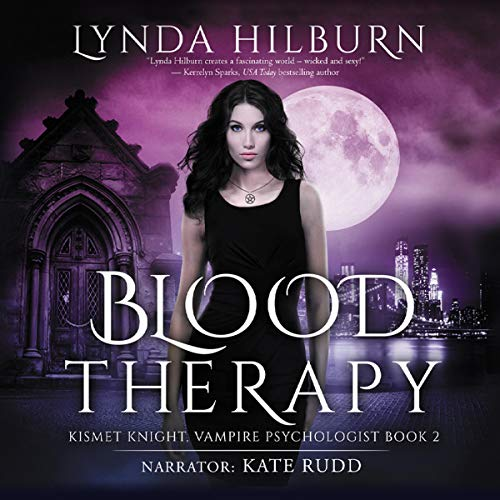 Blood Therapy Audiobook By Lynda Hilburn cover art