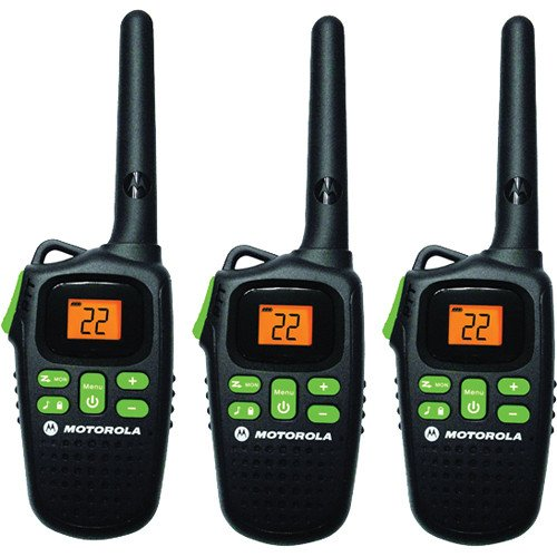 Motorola Talkabout 22-Channel Weatherproof 20 Mile Range Two Way Radio