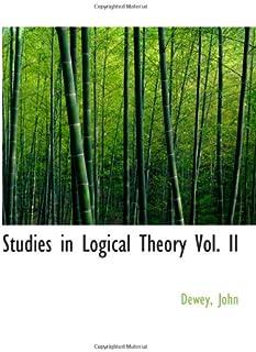 Studies in Logical Theory Vol. II