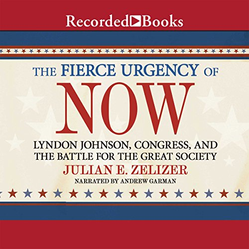 The Fierce Urgency of Now audiobook cover art