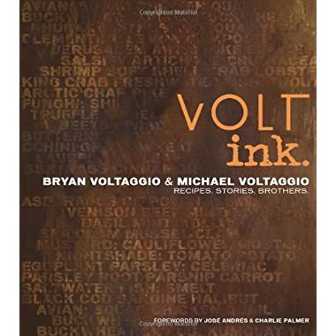 VOLT ink.: Recipes, Stories, Brothers