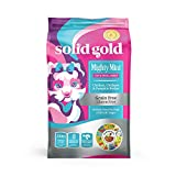 Solid Gold - Mighty Mini with All Natural Chicken, Chickpea and Pumpkin Recipe - Probiotic Support - Grain Free - Holistic Dry Dog Food for Toy and Small Breeds of All Life Stages - 11lb Bag