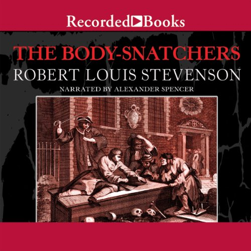 The Body Snatcher audiobook cover art