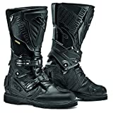 Sidi Adventure 2 Gore Tex Motorcycle Boots Black US10/EU44 (More Size Options)