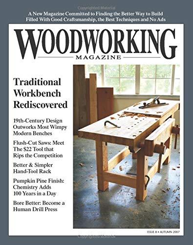 Woodworking Magazine: Issue 8