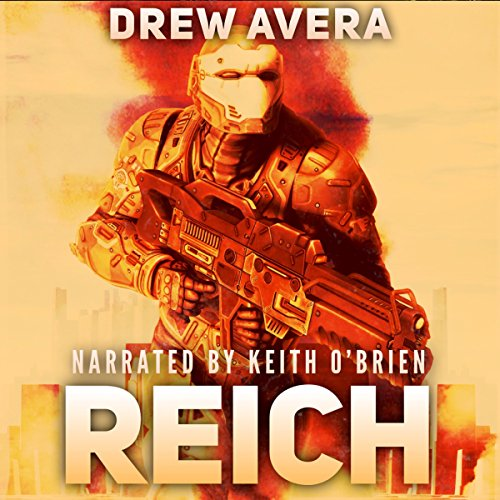 Reich cover art