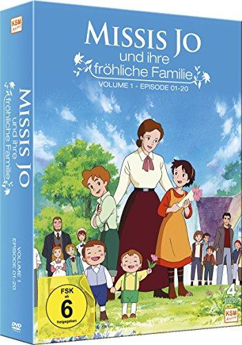 Vol. 1 (Episode 1-20) (4 DVDs)