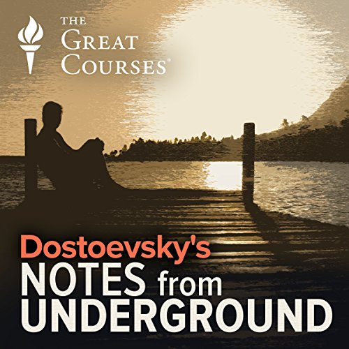 Dostoevsky's Notes from Underground cover art
