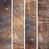 murando Papier Peint Adhésif PURO 10 m sans repetition Mural Décoration Feuille Autocollante Stickers XXL Poster Tableaux Muraux...