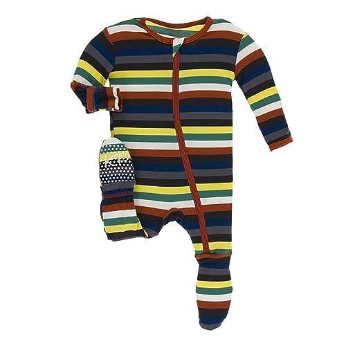 5437448046e9 Toddler One Piece Pajamas That Snap  Amazon.com