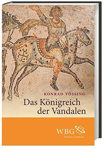 Buchseite und Rezensionen zu 'Das Königreich der Vandalen' von Konrad Vössing