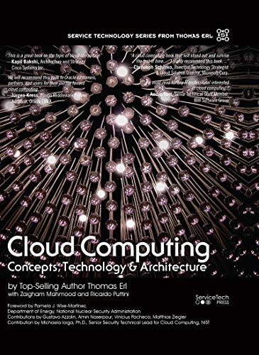Cloud Computing: Concepts, Technology & Architecture (The Pearson Service Technology Series from Thomas Erl) (English Edition)