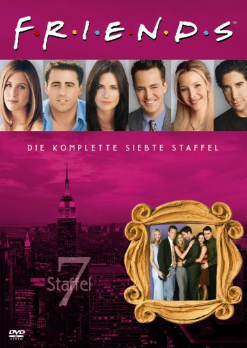 Friends - Box Set / Staffel 7