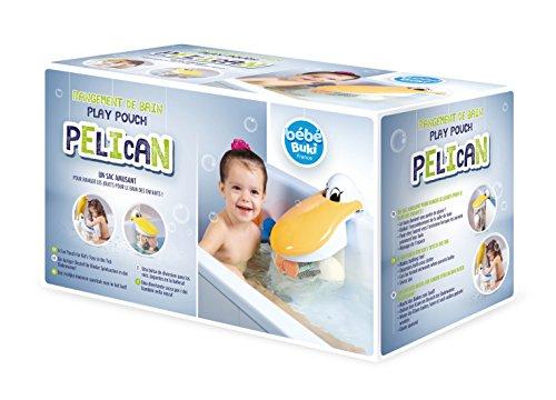 BEBE BUKI BB404 - Bolsa de almacenaminento para el baño Pelícano