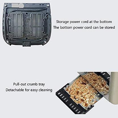 4-Scheiben-Toaster-Zwei-Bedienfelder-Edelstahl-Breite-Schlitze-Abnehmbare-Kruemelschale-Toaster–mit-7-Brotschatteneinstellungen-Abbrechen-Auftauen-Aufwaermen-Funktion-Toaster