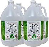 Bier Ventless Bio Ethanol Fireplace Fuel - 4 Gallons