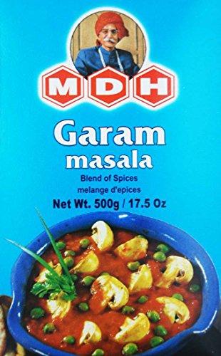 MDH ガラムマサラ 500g 1箱 Garam masala