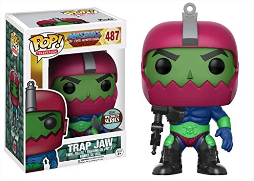 Figura Pop! Masters of The Universe Trap Jaw Exclusive