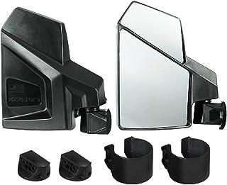 Kolpin UTV Side Mirror - Pair - 98315,Black