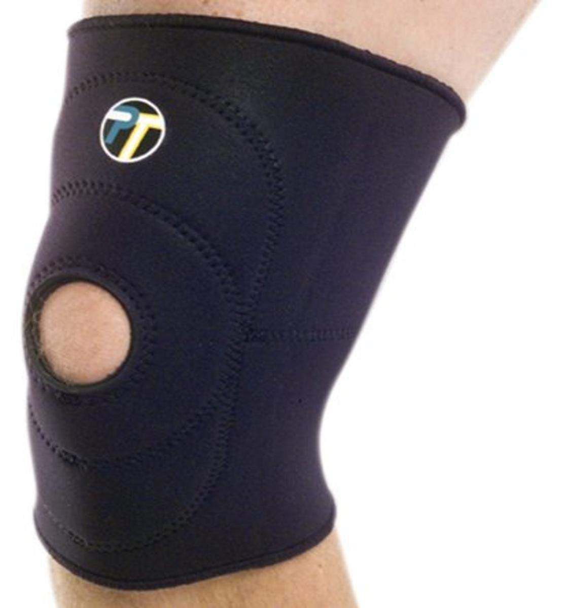 Pro-Tec Athletics Large discharge sale Open Patella Sleeve Knee Complete Free Shipping Small
