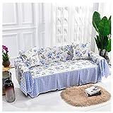 GELing Funda elástica para sofá de 1 2 3 4 plazas, Cubierta Antideslizante en Tejido elástico Extensible, Protector de sofá,1,Una Plaza